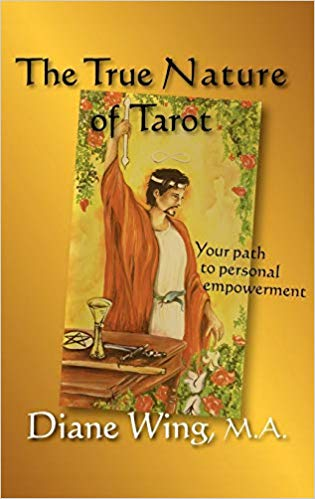book cover for The True Nature of Tarot